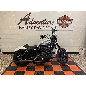 2021 Harley-Davidson Sportster Iron 1200 for sale 201101179