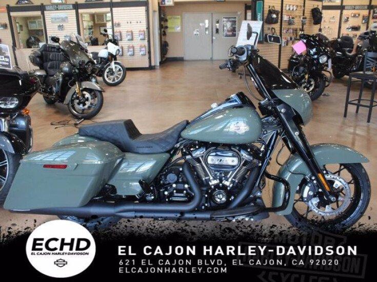 2021 Harley-Davidson Touring for sale 201030235