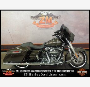 2021 Harley-Davidson Touring Street Glide for sale 201037703