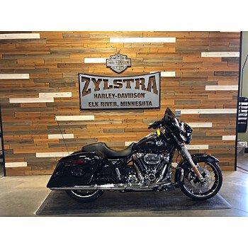 2021 Harley-Davidson Touring for sale 201047141