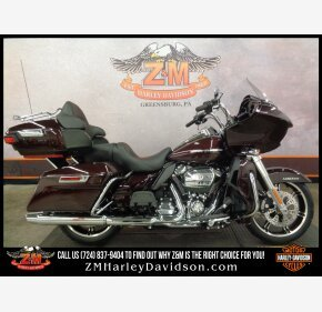 2021 Harley-Davidson Touring Road Glide Limited for sale 201053989