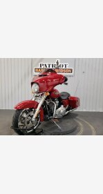 2021 Harley-Davidson Touring Street Glide for sale 201076609