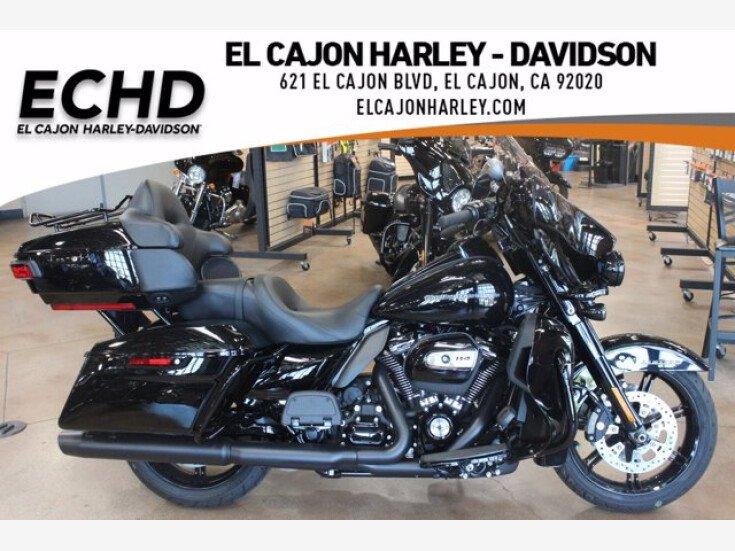 2021 Harley-Davidson Touring Ultra Limited for sale 201147300