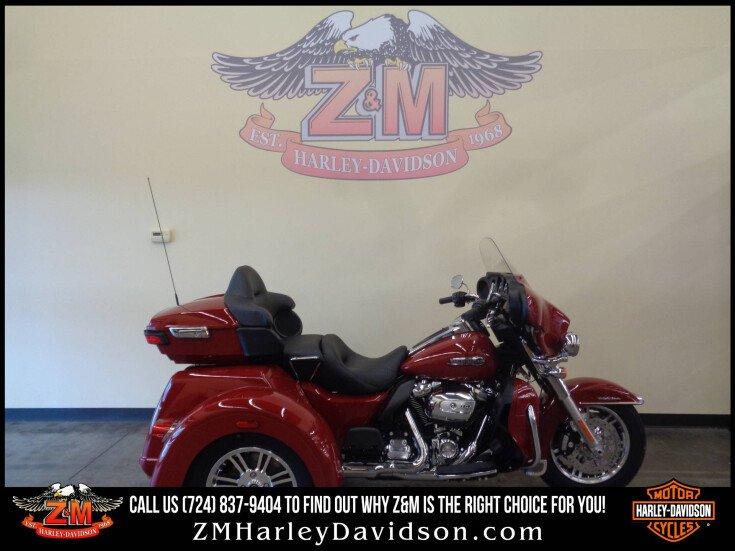 2021 Harley-Davidson Trike Tri Glide Ultra for sale 201029286