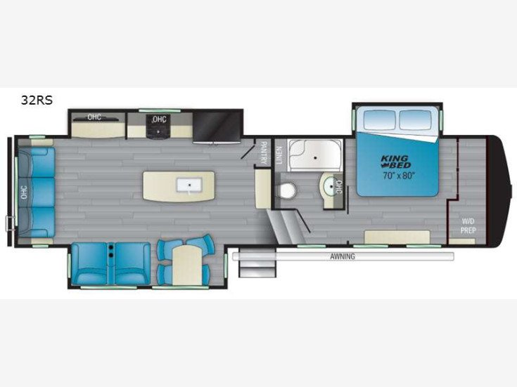 2021 Heartland Bighorn for sale 300298507