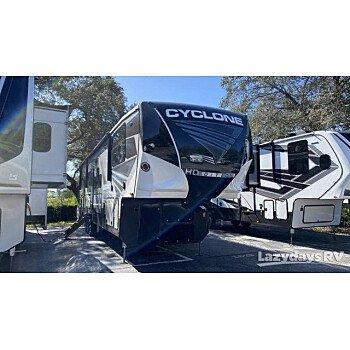 2021 Heartland Cyclone 4007 for sale 300273314