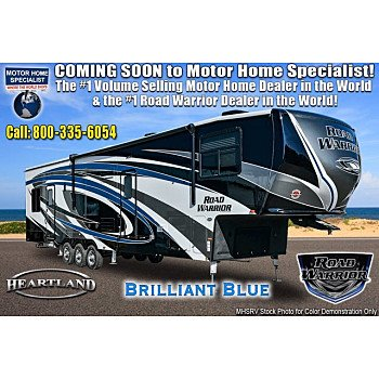 2021 Heartland Road Warrior for sale 300241500