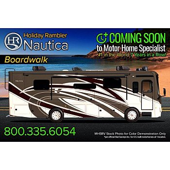 2021 Holiday Rambler Nautica for sale 300260684
