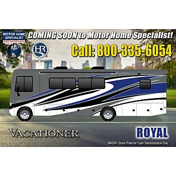 2021 Holiday Rambler Vacationer for sale 300249206