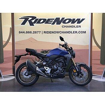 2021 Honda CB300R for sale 201013381