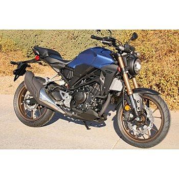 2021 Honda CB300R for sale 201016232