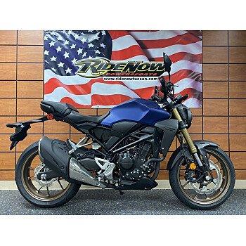 2021 Honda CB300R for sale 201111833