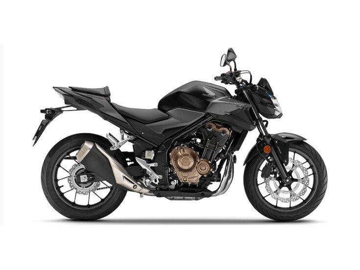 2021 Honda CB500F ABS specifications