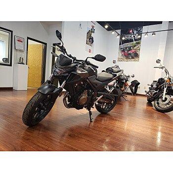 2021 Honda CB500F for sale 201041089