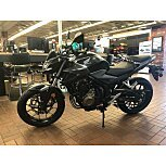 2021 Honda CB500F ABS for sale 201065084