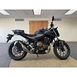 2021 Honda CB500F for sale 201066798