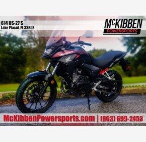 2021 Honda CB500X for sale 201002473