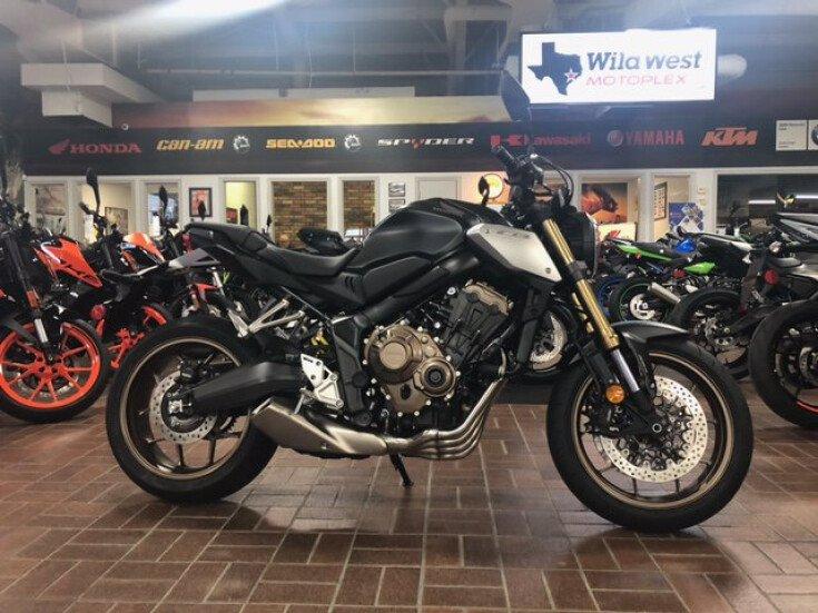 2021 Honda CB650R ABS for sale 201158915