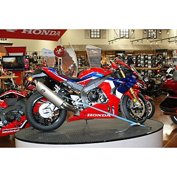 2021 Honda CBR1000RR Fireblade for sale 200989561