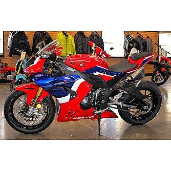 2021 Honda CBR1000RR Fireblade for sale 201055286
