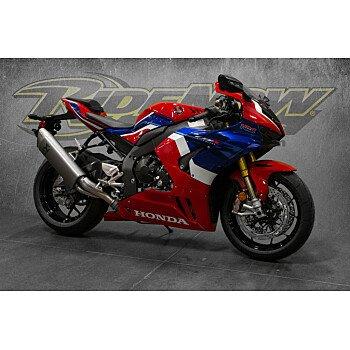 2021 Honda CBR1000RR Fireblade for sale 201069100