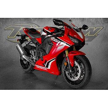 2021 Honda CBR1000RR ABS for sale 201086872