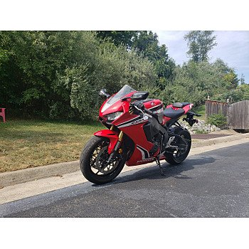 2021 Honda CBR1000RR ABS for sale 201143925