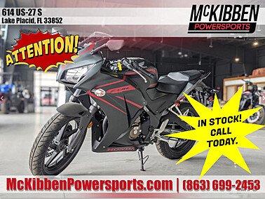 2021 Honda CBR300R for sale 201076711