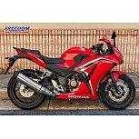 2021 Honda CBR300R for sale 201152561