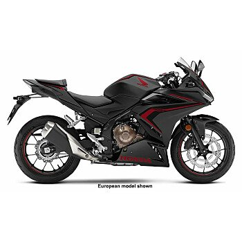 2021 Honda CBR500R for sale 201020379