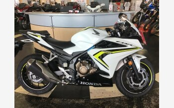 2021 Honda CBR500R for sale 201020380