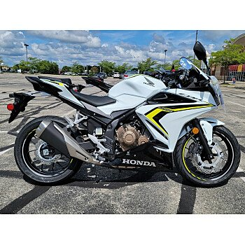 2021 Honda CBR500R for sale 201021324