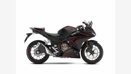 2021 Honda CBR500R for sale 201026183