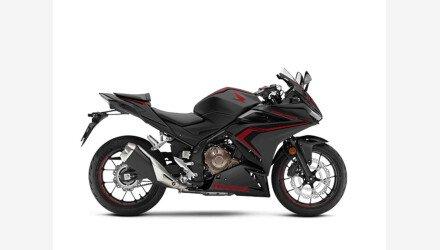 2021 Honda CBR500R for sale 201031663