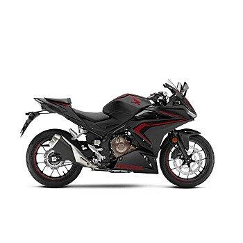 2021 Honda CBR500R for sale 201071575