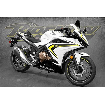 2021 Honda CBR500R for sale 201076762