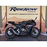 2021 Honda CBR500R for sale 201077661