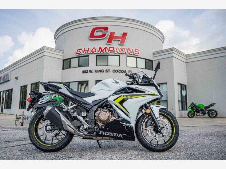 2021 Honda CBR500R for sale 201081516