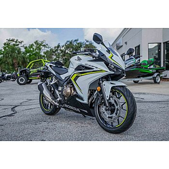 2021 Honda CBR500R for sale 201091300