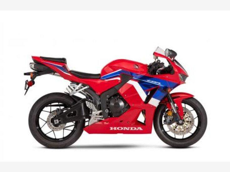 2021 Honda CBR600RR for sale 201000843