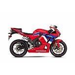 2021 Honda CBR600RR ABS for sale 201023029