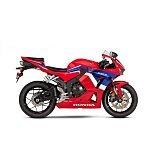 2021 Honda CBR600RR for sale 201045429