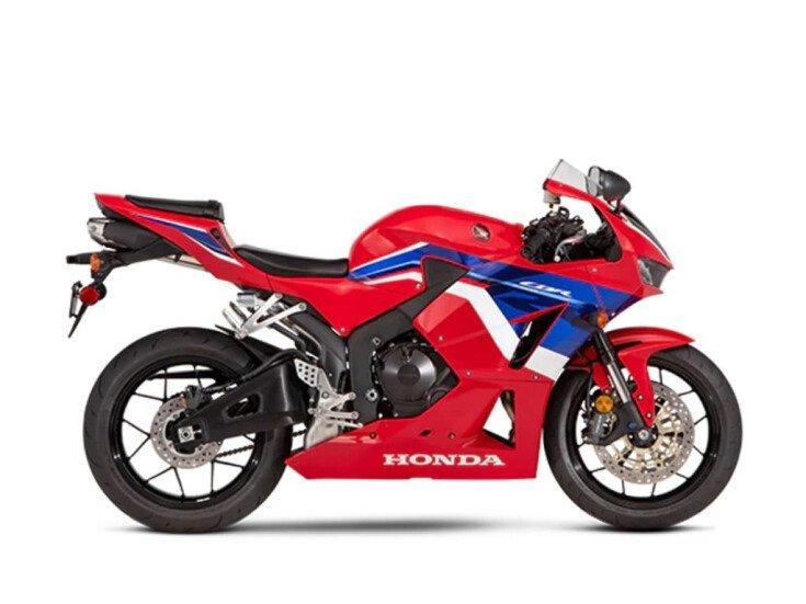 2021 Honda CBR600RR for sale 201050794