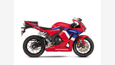 2021 Honda CBR600RR for sale 201064699