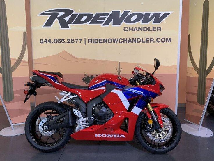 2021 Honda CBR600RR for sale 201065622