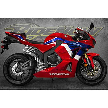 2021 Honda CBR600RR ABS for sale 201072249