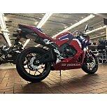 2021 Honda CBR600RR for sale 201144123