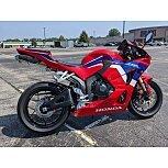 2021 Honda CBR600RR for sale 201154125