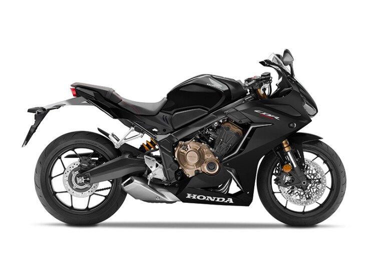 2021 Honda CBR650R ABS specifications