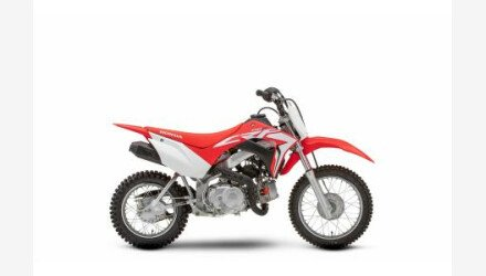 2021 Honda CRF110F for sale 200951568